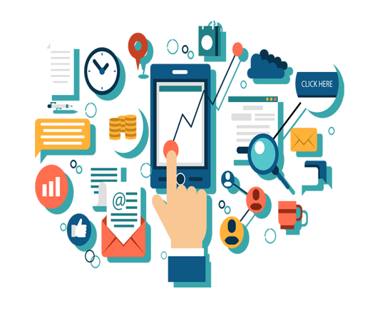 Digital Marketing by easy touch it